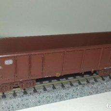 Trenes Escala: MINITRAIN N BORDE ALTO 4 EJES --- L46-018 (CON COMPRA DE 5 LOTES O MAS, ENVÍO GRATIS). Lote 212538106