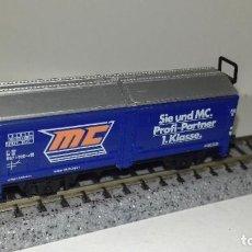 Trenes Escala: MINITRIX N CERRADO --- L46-060 (CON COMPRA DE 5 LOTES O MAS, ENVÍO GRATIS). Lote 213643812