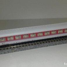 Trenes Escala: MINITRIX N PASAJEROS 1ª 13198 SIN CAJA --- L46-116 (CON COMPRA DE 5 LOTES O MAS, ENVÍO GRATIS). Lote 214202006