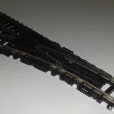 Trenes Escala: MINITRIX N DESVIO MANUAL A IZQ -- L46-131 (C/ COMPRA 5 LOTES O MAS, ENVÍO GRATIS). Lote 214743478