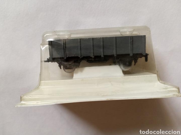 Trenes Escala: VAGON DE CARGA ABIERTA REF 104 (años 70) - Foto 3 - 214864955