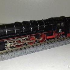 Trenes Escala: MINITRIX N LOCOMOTORA VAPOR BR 01 -- L46-181 (CON COMPRA DE 5 LOTES O MAS, ENVÍO GRATIS). Lote 215379002