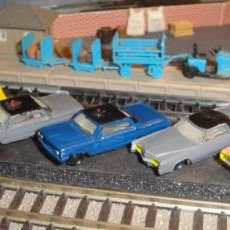 Trenes Escala: LOTE DE COCHES DE BACHMANN. Lote 217487425