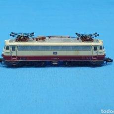 Trenes Escala: LOCOMOTORA TRIX WESTERN GERMANY - DB 112 499-9. Lote 219252152