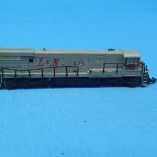 Trenes Escala: LOCOMOTORA TRIX WESTERN GERMANY - L & N 576. Lote 219253226