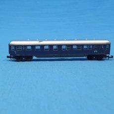 Trenes Escala: VAGÓN DE PASAJEROS - TRIX WESTERN GERMANY - TOUROPA. Lote 219268476