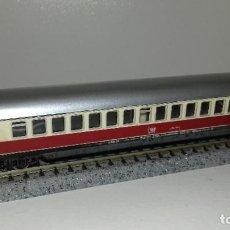 Trenes Escala: MINITRIX N PASAJEROS 1ª CON LUZ -- L46-272 (CON COMPRA DE 5 LOTES O MAS, ENVÍO GRATIS). Lote 219876832
