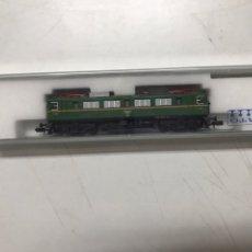 Trenes Escala: TREN KATO MISHUBISHI RENFE 269-007-7. Lote 221285301