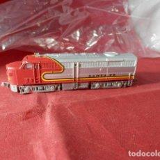 Trenes Escala: LOCOMOTORA DIESEL ESCALA N DE MEHANO. Lote 221660941