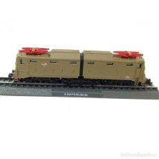 Trenes Escala: E 636 FS BO-BO-BO ESCALA N 1:160 FERROCARRIL LOCOMOTORA. Lote 222658682