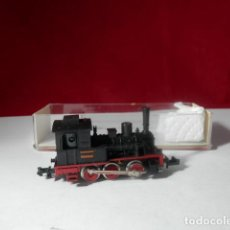 Treni in Scala: LOCOMOTORA VAPOR ESCALA N DE MINITRIX. Lote 222821693