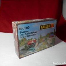 Trenes Escala: SET DECORACION MONTAÑAS DE FALLER. Lote 222946168