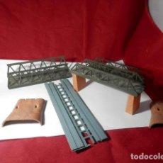 Trenes Escala: TRAMO DE PUENTE ESCALA N DE FALLER. Lote 222946545