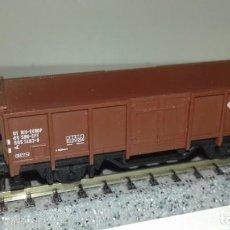 Trenes Escala: MINITRIX N BORDE ALTO -- L47-029 (CON COMPRA DE 5 LOTES O MAS, ENVÍO GRATIS). Lote 224229471