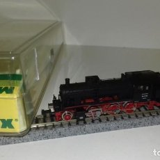 Trenes Escala: MINITRIX N LOCOMOTORA DE VAPOR BR 54 REF 2904 -- L47-005 (CON COMPRA DE 5 LOTES O MAS, ENVÍO GRATIS). Lote 224496738