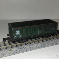 Trenes Escala: MINITRIX N BORDE ALTO -- L47-034 (CON COMPRA DE 5 LOTES O MAS, ENVÍO GRATIS). Lote 225031655