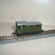 Trenes Escala: MINITRIX N FIN CONVOY L40-161 (CON COMPRA DE 5 LOTES O MAS ENVÍO GRATIS). Lote 143627666
