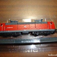 Trenes Escala: MAQUINA DE TREN 181 2DB BO-BO.ESCALA..N -- SIN FUNCION NUEVA PERFECTA. Lote 227887207