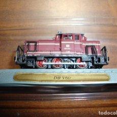 Trenes Escala: MAQUINA DE TREN DB V 60 ALEMANIA ESCALA..N -- SIN FUNCION NUEVA PERFECTA. Lote 227887845