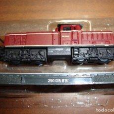 Trenes Escala: MAQUINA DE TREN 290 DB B B ESCALA..N -- SIN FUNCION NUEVA PERFECTA. Lote 227888810