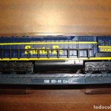 Trenes Escala: MAQUINA DE TREN GM SD-43 CO-CO ESCALA..N -- SIN FUNCION NUEVA PERFECTA. Lote 227891945