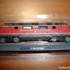 Trenes Escala: MAQUINA DE TREN V 200 DB B B BANCO ALEMAN ESCALA..N -- SIN FUNCION NUEVA PERFECTA. Lote 227892335