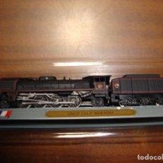 Trenes Escala: MAQUINA DE TREN SNCF 141 P MIKADO ESCALA..N -- SIN FUNCION NUEVA PERFECTA. Lote 227892985