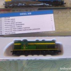 Trenes Escala: 308 DE STARTRAIN DIGITAL CON SONIDO. Lote 228511205