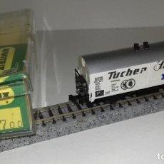 Trenes Escala: MINITRIX N CERVECERO 3257 --- L47-084 (CON COMPRA DE 5 LOTES O MAS, ENVÍO GRATIS). Lote 230061860