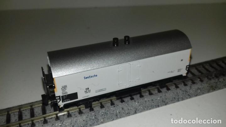 MINITRIX N CERRADO --- L47-090 (CON COMPRA DE 5 LOTES O MAS, ENVÍO GRATIS) (Juguetes - Trenes Escala N - Otros Trenes Escala N)