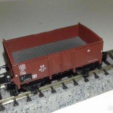 Trenes Escala: MINITRIX N BORDE MEDIO CORTO --- L47-092 (CON COMPRA DE 5 LOTES O MAS, ENVÍO GRATIS). Lote 230406910