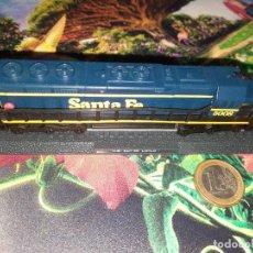 Trenes Escala: LOCOMOTORA ESTÁTICA,ESCALA N,CLUB INTERNACIONAL DEL LIBRO. Lote 230428400