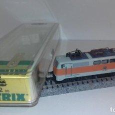 Trenes Escala: MINITRIX N LOCOMOTORA ELÉCTRICA 2972 -- L47-095 (CON COMPRA DE 5 LOTES O MAS, ENVÍO GRATIS). Lote 231367215