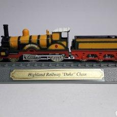 "Trenes Escala: LOCOMOTORA INGLATERRA HIGHLAND RAILWAY ""DUKE"" CLASS ESCALA N 1/160 DEL PRADO. Lote 288132253"