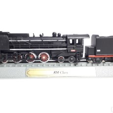 Trenes Escala: LOCOMOTORA CHINA RM CLASS ESCALA N 1/160 DEL PRADO. Lote 288132308