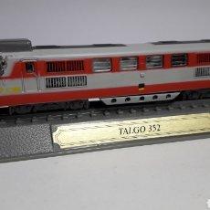 Treni in Scala: LOCOMOTORA ESPAÑA TALGO 352 ESCALA N 1/160 DEL PRADO. Lote 231670375