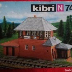 Trenes Escala: UNIDAD DE CONTROL DE KÖRLE - KIBRI N 7440 - EN SU CAJA ORIGINAL, SIN ESTRENAR - PJRB. Lote 231951755