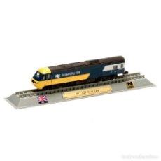 Comboios Escala: HST 125 INTERCITY UK 1:160 FERROCARRIL LOCOMOTORA ESCALA DELPRADO LOC005. Lote 232106230