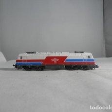 Comboios Escala: LOCOMOTORA ELECTRICA ESCALA N SIN MOTOR. Lote 234027360