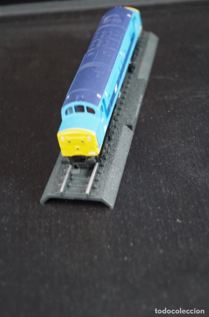 Trenes Escala: Locomotora L 21/34 GIF Co-Co estática Escala N - Foto 2 - 237008665