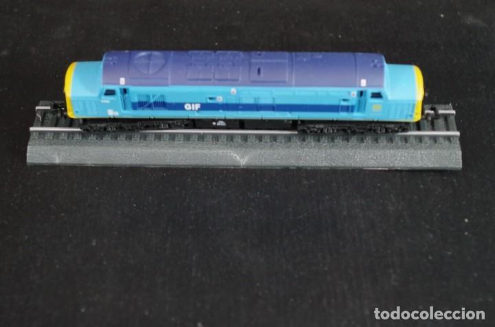 Trenes Escala: Locomotora L 21/34 GIF Co-Co estática Escala N - Foto 3 - 237008665