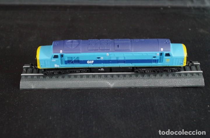 Trenes Escala: Locomotora L 21/34 GIF Co-Co estática Escala N - Foto 4 - 237008665