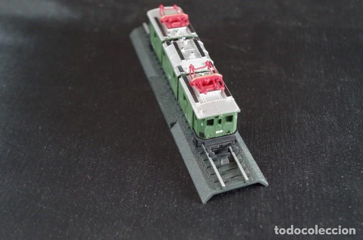 Trenes Escala: Locomotora E 91 DB C´C´Deutsche Reichbahm Renfe estática Escala N - Foto 3 - 237008975