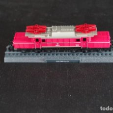 Trenes Escala: LOCOMOTORA 1020 ÖBB CO-CO OSTERREICHISCHE BUNDESBAHM RENFE ESTÁTICA ESCALA N. Lote 237009230