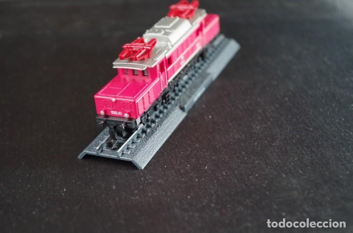 Trenes Escala: Locomotora 1020 ÖBB Co-Co Osterreichische Bundesbahm Renfe estática Escala N - Foto 2 - 237009230