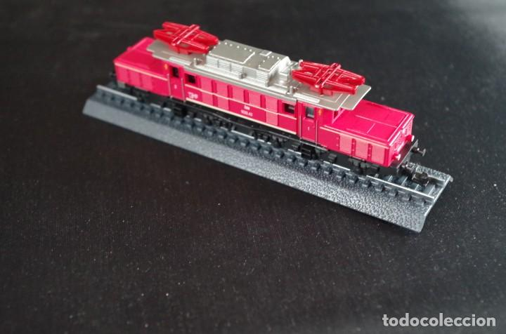 Trenes Escala: Locomotora 1020 ÖBB Co-Co Osterreichische Bundesbahm Renfe estática Escala N - Foto 3 - 237009230