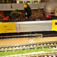 Trenes Escala: MINITRIX - ELEKTROLOK TAURUS 116902-6 3TM504. Lote 237163725