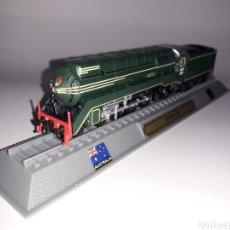 Trenes Escala: LOCOMOTORA AUSTRALIA NSWGR C38 ESCALA N 1/160 DEL PRADO. Lote 288132363