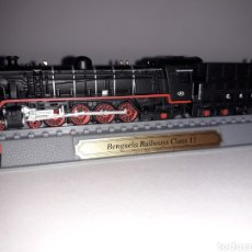 Trenes Escala: LOCOMOTORA ANGOLA BENGUELA RAILWAYS CLAS 11 ESCALA N 1/160 DEL PRADO. Lote 288132448