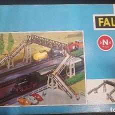 Treni in Scala: FALLER 2151 PUENTE SOBRE LA VÍAS. Lote 258312925